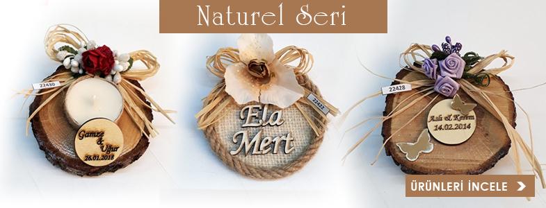 Naturel Seri Nikah Şekeri