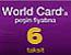 World card 6 Taksit