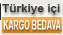 300 TL Üzeri Kargo Bedava