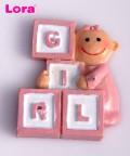 Bebek Kız Bibloları - 12159