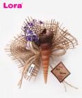 Kuru Çiçekli Yeni Mor Seri - 29109