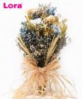 Kuru Çiçekli El Buketi - 41030