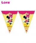 Minnie Mouse Bayrak Seti 360x25cm - 98781