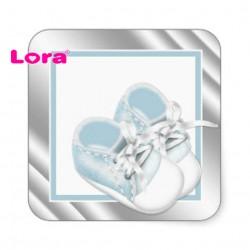 Erkek Bebek Şekeri Etiketi - 98261