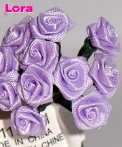 Tül ve Kumaş Çiçek Çeşitleri - 10009
