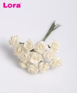 Tül ve Kumaş Çiçek Çeşitleri - 10010
