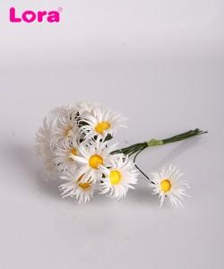 Tül ve Kumaş Çiçek Çeşitleri - 10910
