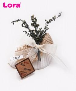 Kuru Çiçekli Yeşil Seri - 29020