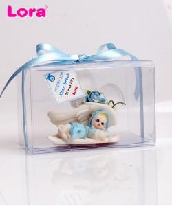 Erkek Bebek Asetat Kutulu - 30100