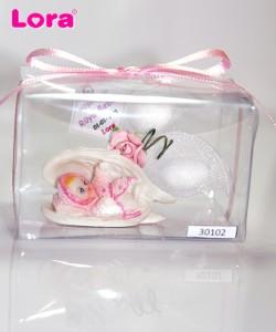 Kız Bebek Asetat Kutulu - 30102