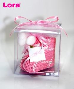 Kız Bebek Asetat Kutulu - 30104
