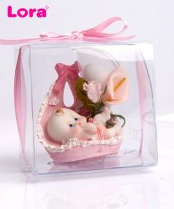 Kız Bebek Asetat Kutulu - 30114