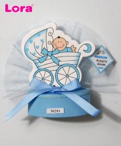 Erkek Bebek Şekeri - 30281