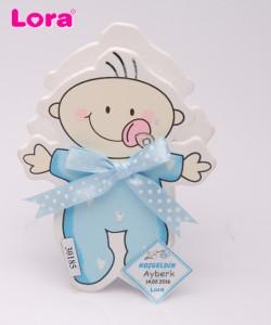 Erkek Bebek Şekeri - 30285