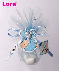 Erkek Bebek Şekeri - 30528