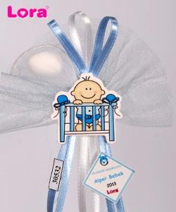 Erkek Bebek Şekeri - 30532