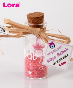 Kız Bebek Şekeri - 30578