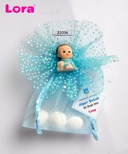 Erkek Bebek Şekeri - 32036