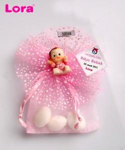Kız Bebek Şekeri - 32038