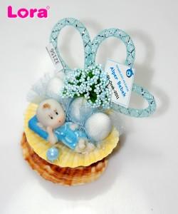 Erkek Bebek Şekeri - 32156