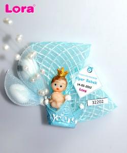 Erkek Bebek Şekeri - 32202