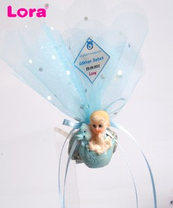 Erkek Bebek Şekeri - 32292