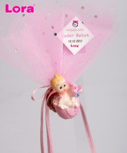 Kız Bebek Şekeri - 32294