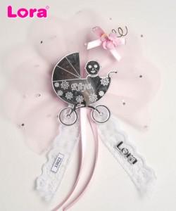 Ayna Kız Bebek Şekeri - 33022