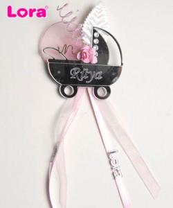 Ayna Kız Bebek Şekeri - 33054