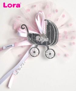 Ayna Kız Bebek Şekeri - 33058