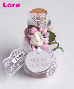 Ayna Kız Bebek Şekeri - 33080