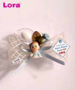 Erkek Bebek Şekeri - 33428