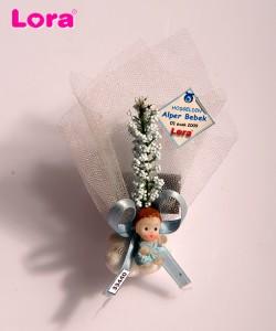 Erkek Bebek Şekeri - 33440