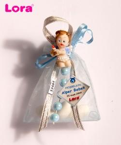 Erkek Bebek Şekeri - 33484