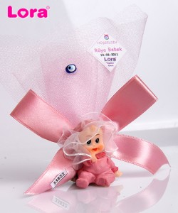 Kız Bebek Şekeri - 33822