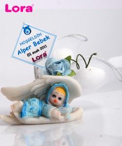 Erkek Bebek Şekeri - 33876