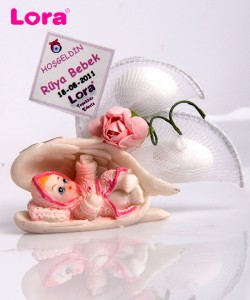 Kız Bebek Şekeri - 33878