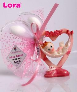 Kalpli Bebek - 33898 - Pembe