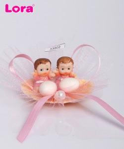 İkiz Bebek Şekeri - 33902