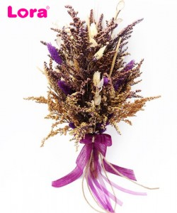 Kuru Çiçek Gelin Buketi - 41003