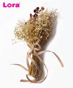 Kuru Çiçek Gelin Buketi - 41006