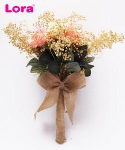 Kuru Çiçekli Gelin Buketi - 41008