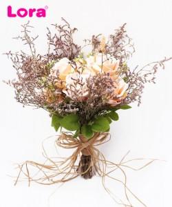 Kuru Çiçek Gelin Buketi - 41009