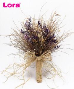 Kuru Çiçek Gelin Buketi - 41013