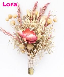Kuru Çiçekli Gelin Buketi - 41016