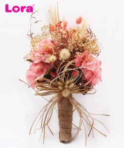 Kuru Çiçek Gelin Buketi - 41025
