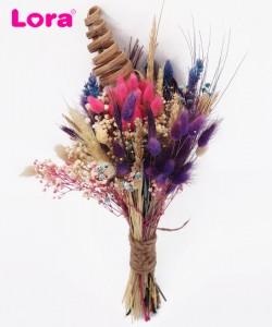 Kuru Çiçek Gelin Buketi - 41026