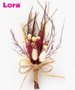 Kuru Çiçekli Yaka Çiçeği - 42001