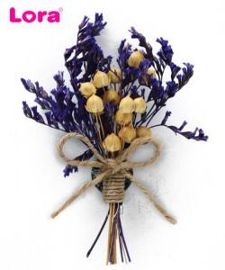 Kuru Çiçekli Yaka Çiçeği - 42002