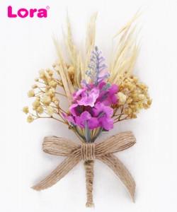 Kuru Çiçekli Yaka Çiçeği - 42003